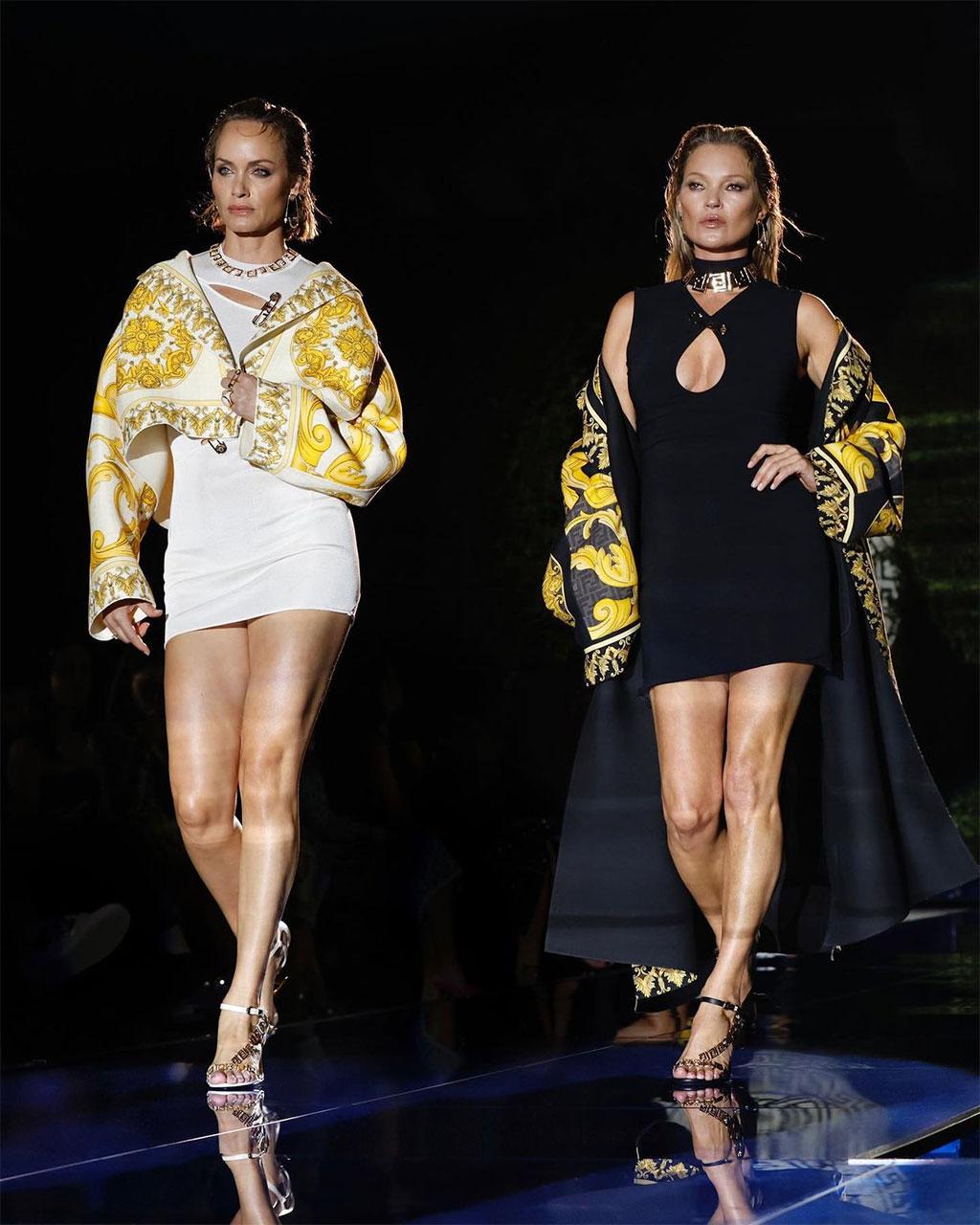 FENDACE: Khi Versace và Fendi bắt tay 2
