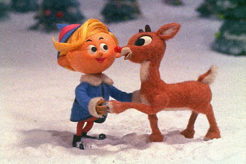 Tuần lộc Rudolph mũi đỏ