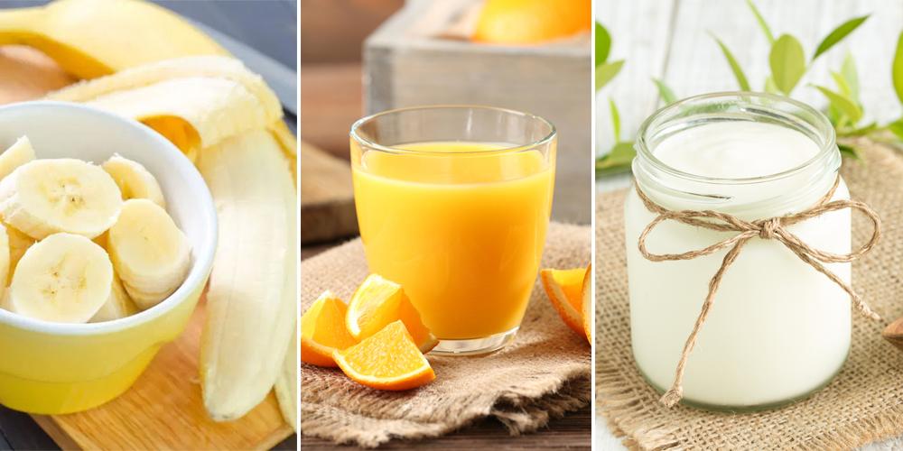 Mặt nạ chuối sữa chua có tác dụng gì?