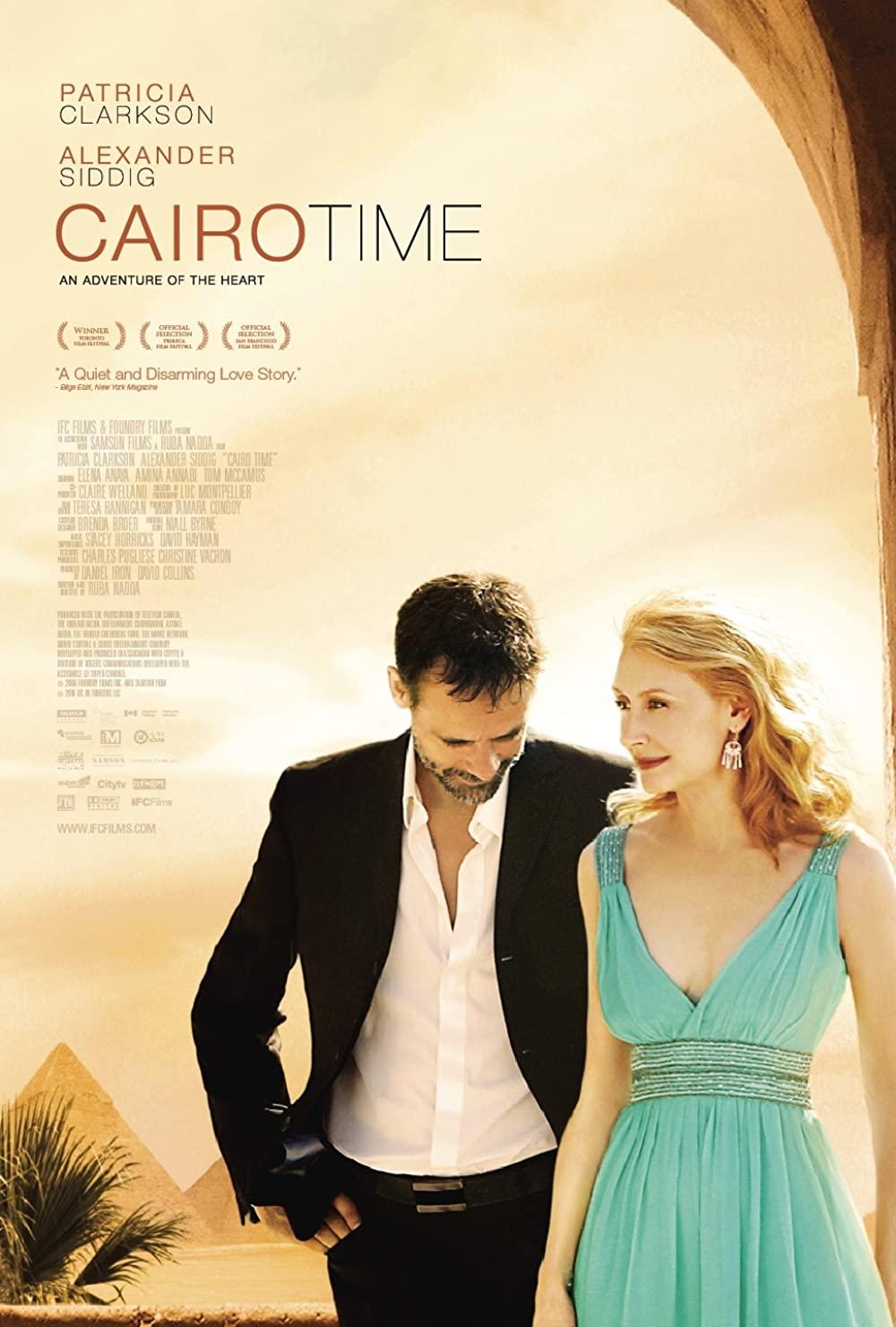 Những bộ phim Ai Cập hay nhất: Chuyện tình Cairo