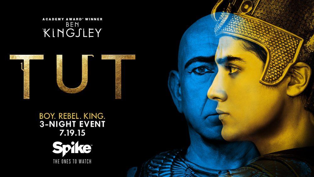 Hoàng đế Ai Cập – Tut (2015)