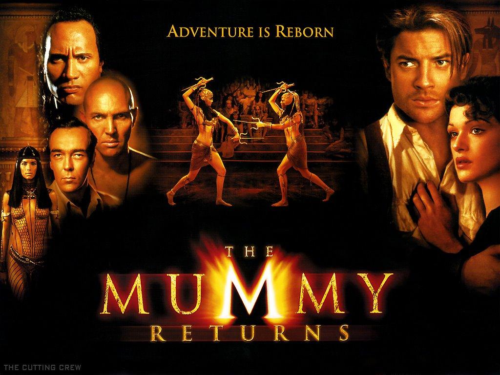 Xác ướp trở lại - The Mummy returns (2001)