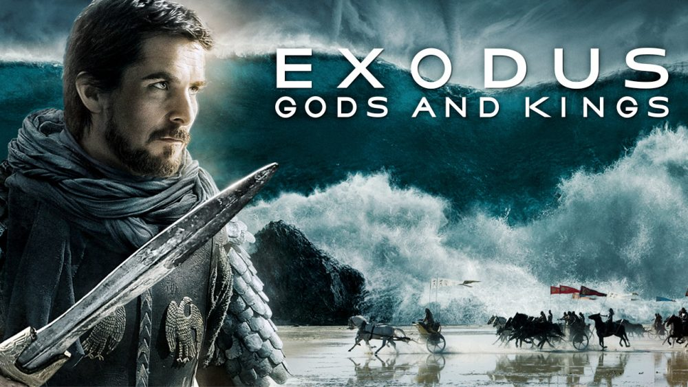 Cuộc chiến chống Pharaon - Exodus: Gods and kings (2014)