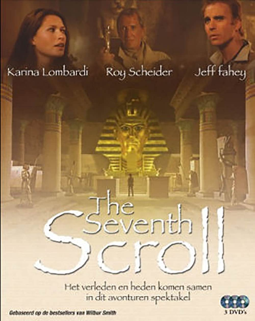 Cuộn giấy thứ bảy - The seventh scroll (1999)