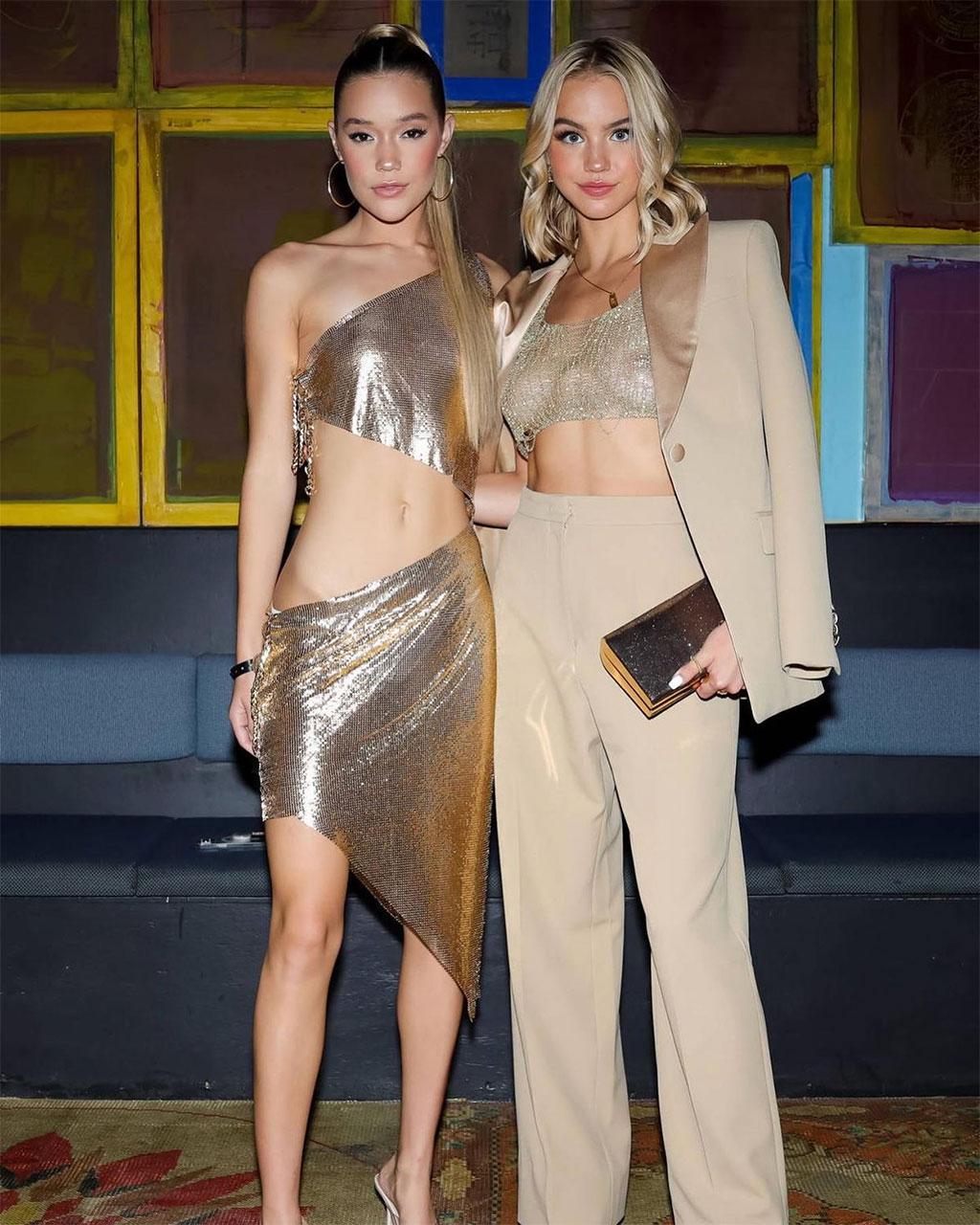 Diện đồ đôi với bạn thân như Olivia Ponton và Emma Brooks McAllister 7