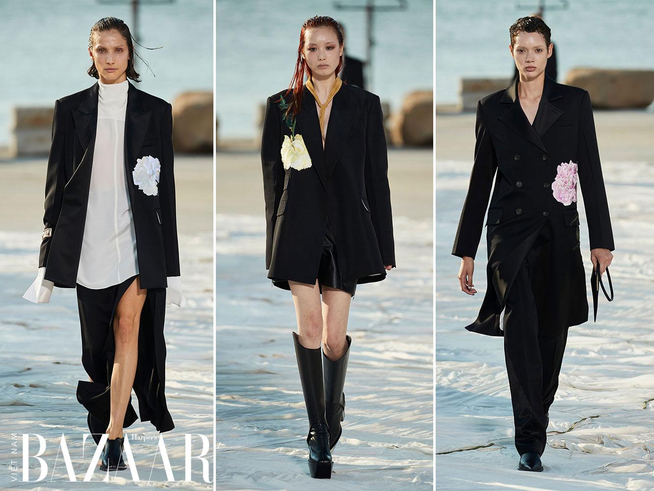 Peter Do Xuân Hè 2022 so sánh thời trang với... phở