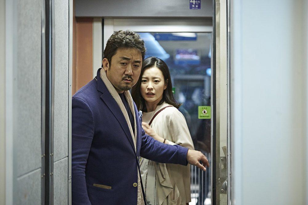 Phim Ma Dong Seok đóng: Chuyến tàu sinh tử