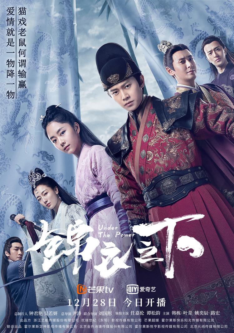 Phim Nhậm Gia Luân đóng: Cẩm Y Chi Hạ