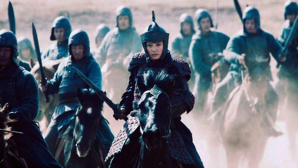 Phim Triệu Vy đóng: Hoa Mộc Lan - Mulan (2009)