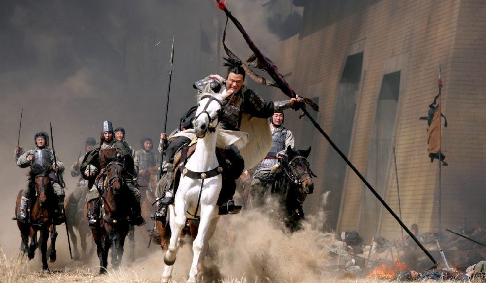 những bộ phim lịch sử Trung Quốc hay nhất.