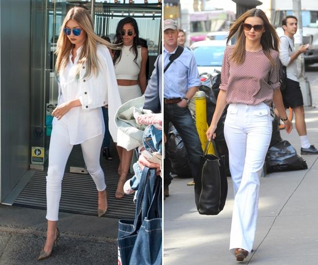 Quần trắng kết hợp với áo gì? Áo sơ mi công sở