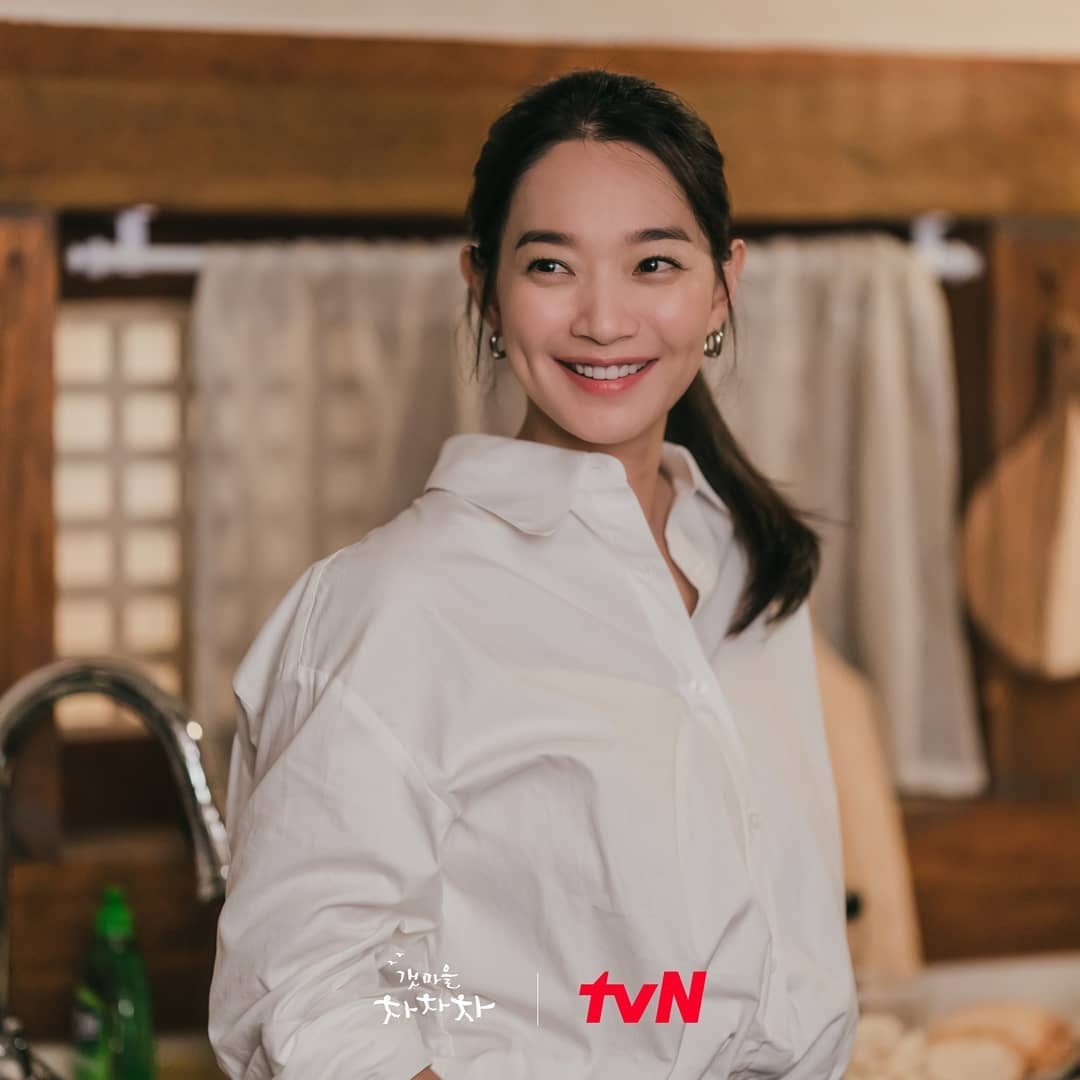 Yoon Hye Jin (Shin Min Ah đóng)