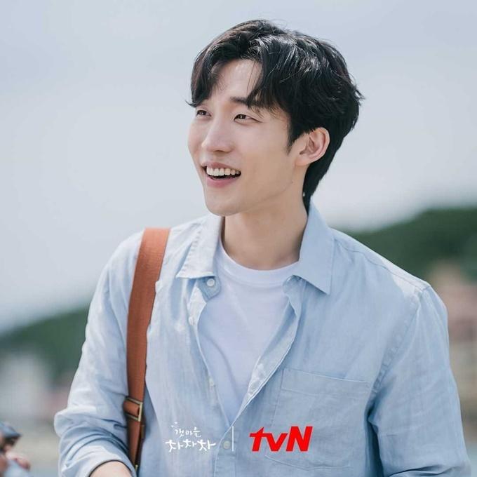 i Seong Hyun (Lee Sang Yi đóng)
