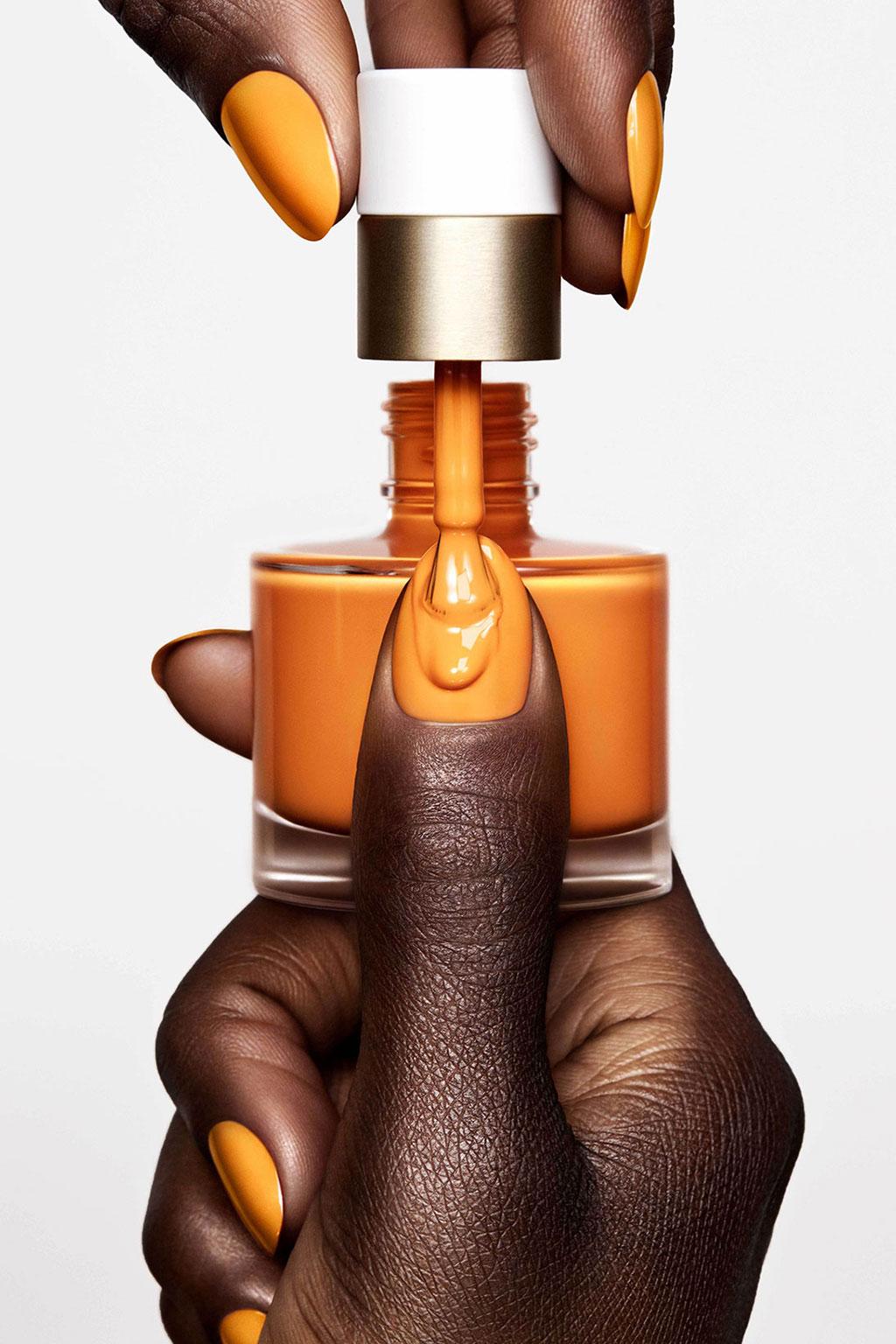 Hermès ra mắt nước sơn móng tay dịp cuối thu 2021 1