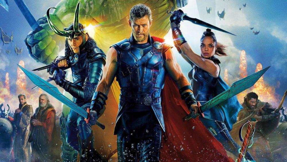 Thor: Tận thế Ragnarok - Thor: Ragnarok (2017)