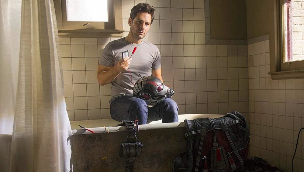 Thứ tự xem phim Marvel:Người Kiến - Ant-Man (2015)