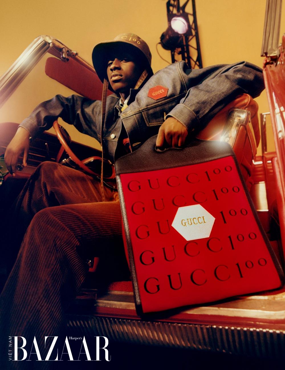 Gucci 100