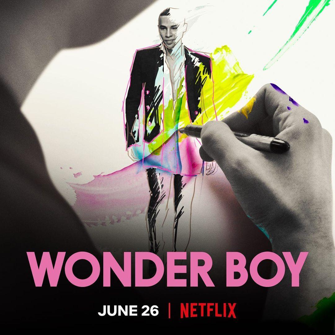 phim về thời trang Pháp trên Netflix: Wonder Boy