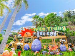 Khu du lịch Trăm Trứng ở Nha Trang?