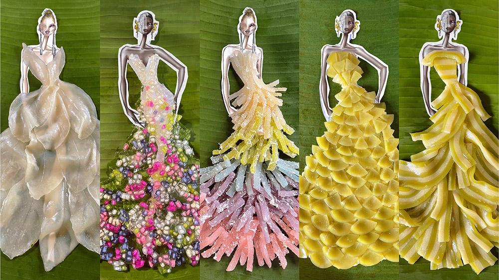 Nguyễn Minh Công mang dự án Fashion Food khoác lên người mẫu nhí Bảo Hà