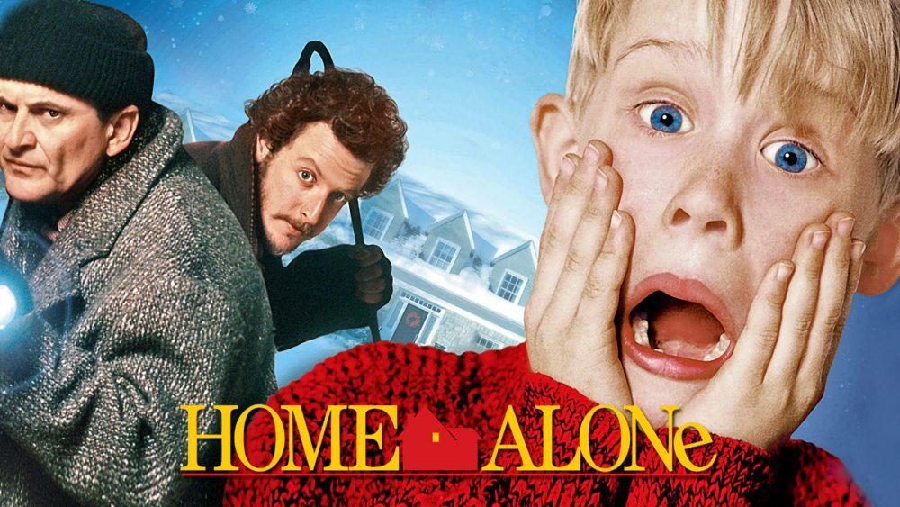 Phim hài hay nhất mọi thời đại: Ở nhà một mình
