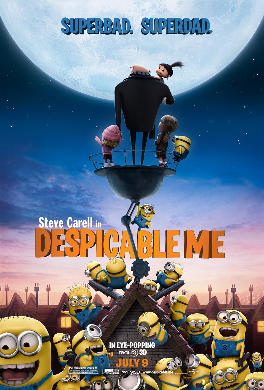 Kẻ trộm mặt trăng - Despicable me (2010)