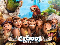 Phim hài hay nhất mọi thời đại: Cuộc phiêu lưu của nhà Croods