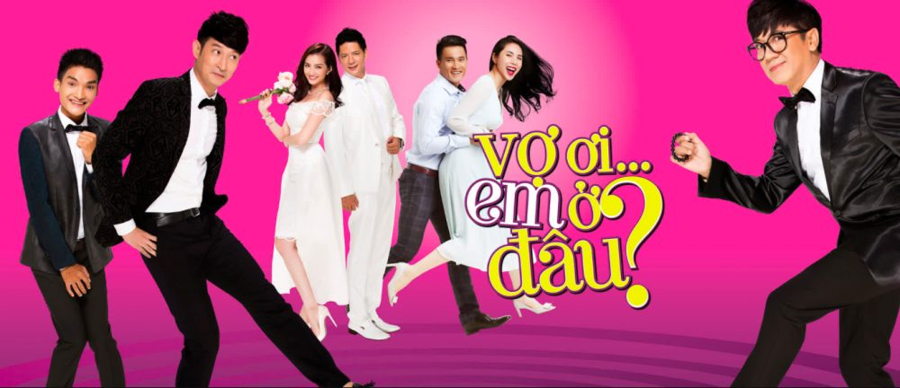 Những bộ phim hài hay nhất Việt Nam: Vợ ơi… em ở đâu?