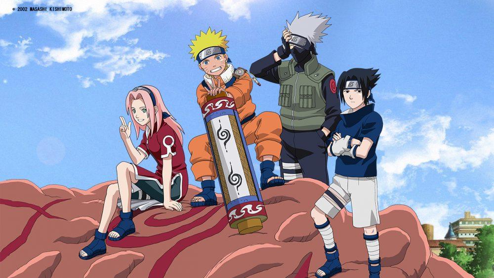 Cậu bé Naruto – Naruto (2002)
