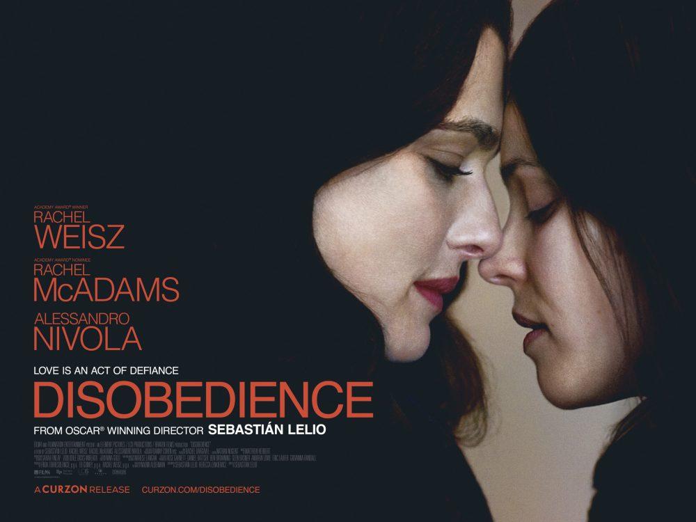 Phạm điều cấm kỵ - Disobedience (2017)